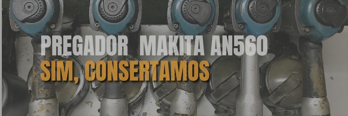 Conserto Pregador Makita