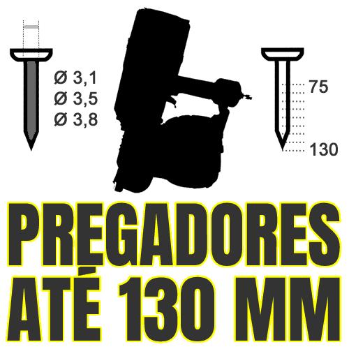 Até 130mm
