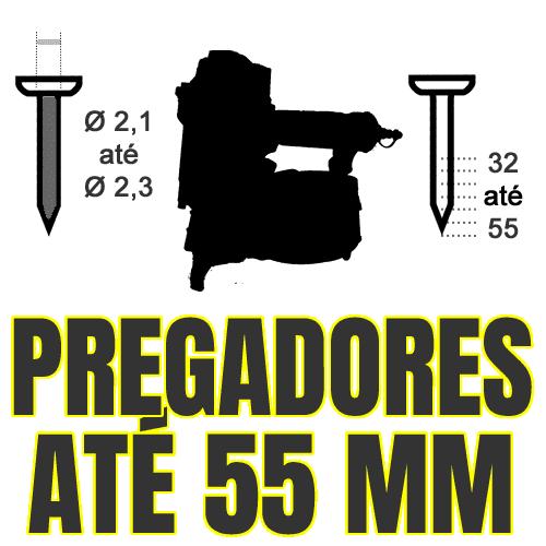 Até 55mm