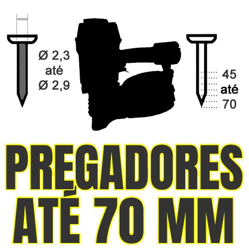 Até 70mm