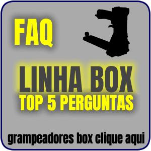 DÚVIDA GRAMPEADOR BOX